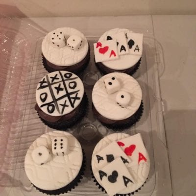 Game Nght Cupcakes 2