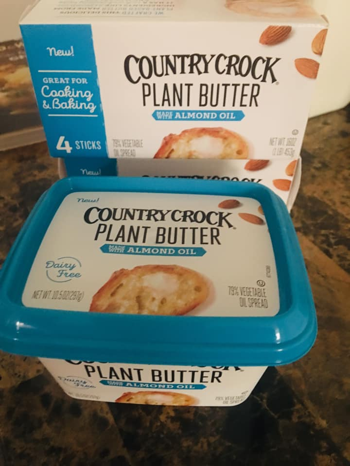 Countrycrock-plantbasedbutter Blog 2