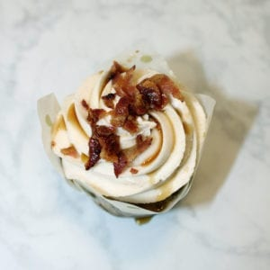 Coffee Lover's Delight Cupcake
