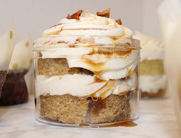 Gourmet Cake Jars