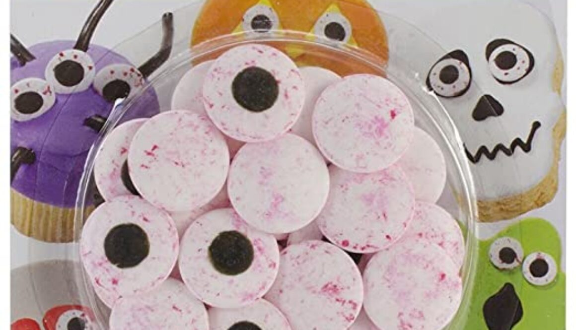 Wilton Candy Eyes