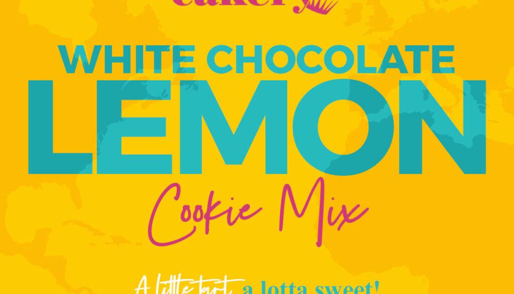 White Chocolate Lemon