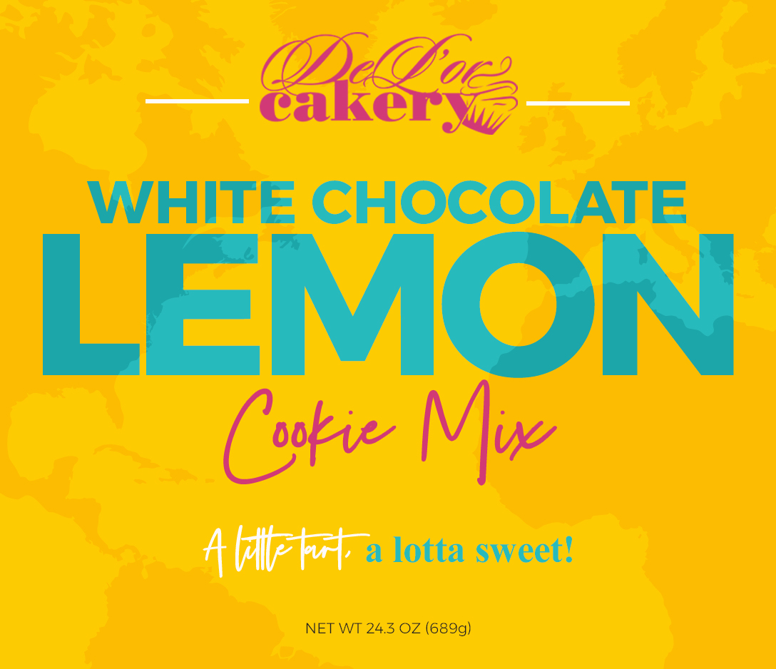 White Chocolate Lemon