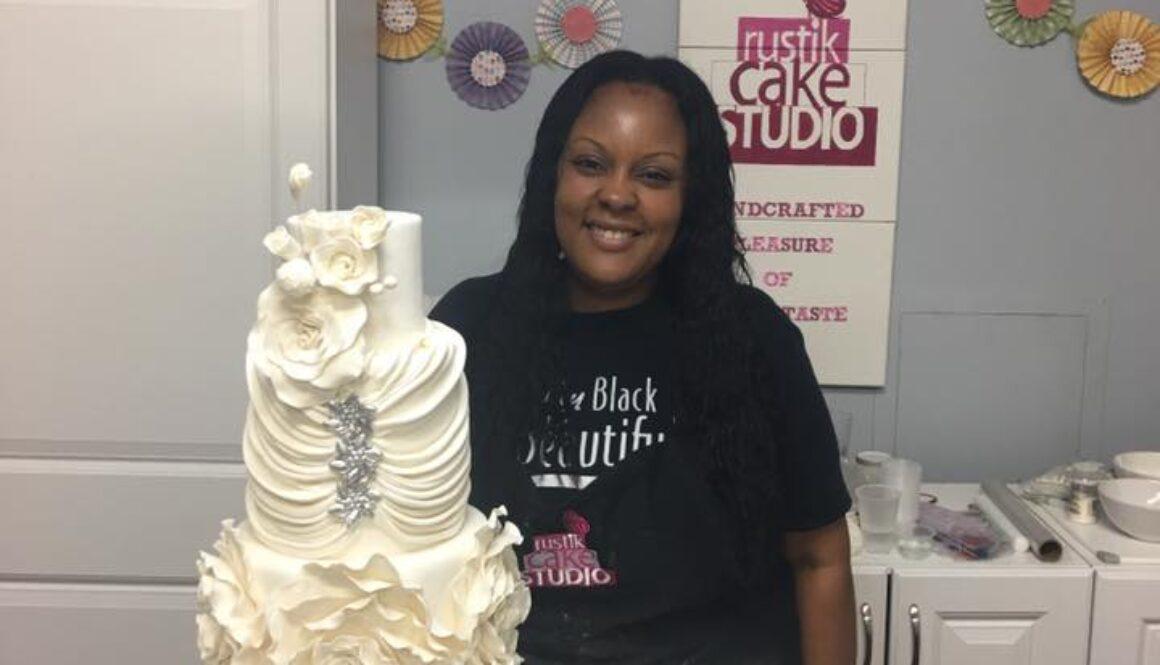 Kayisha, The Cake Executive Officer